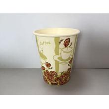14oz Hot Sale Jetable en Hot Coffee Paper Cup