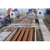 PVC WPC Wood Plastic Window Sills Making Machine/Extrusion Line