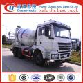 SHACMAN F3000 Betonmischer LKW, 9 cbm Betonmischer LKW in guter Qualität