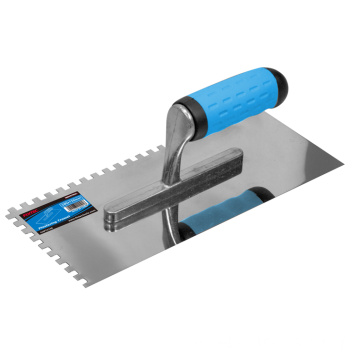 Fixtec 115mm 130mm Plastering Trowel Claying dao