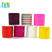 High Quality Colorful Chinese Knotting Cord for Jewelry Making from Yiwu , ZYL0004-71#