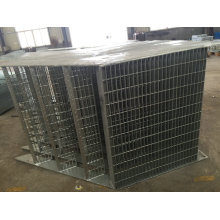 OEM Hot DIP Galvanized Metal Fabrication External Stairway for Building Use