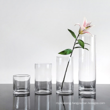 Manufacturers Wholesale Household Ordinary Glass Vases in Various Styles