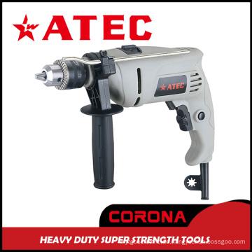 650W 0-2800rpm Beruf Handwerkzeug Elektro Schlagbohrmaschine (AT7217)