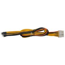 12 Пин-Сервер Электропитание Провода