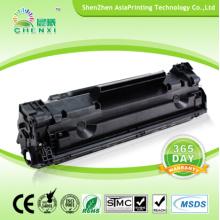 De Buena Calidad Toner del cartucho de tinta de la impresora laser 85A para los proveedores de HP China