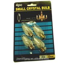 JML Best Selling Style Crystal Bulb /crystal chandelier Led Bulb