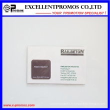 Nettoyant pour écran autocollant autocollant pour microfibres personnalisé (EP-C7186)