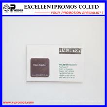 Personalizado microfiber adesivo adesivo telefone celular pegajoso limpa (EP-C7186)