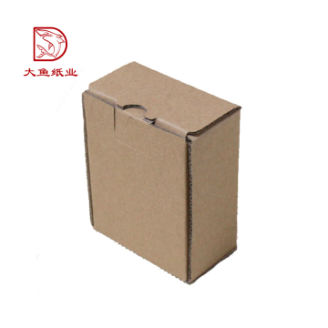 Top quality outer made in China creative corrugated wine carton box