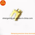 Precision Electric Copper Brass Parts (SX055)