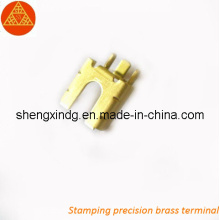 Precision Electric Copper Brass Parts (SX055)