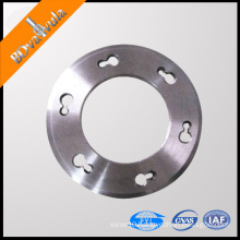 carbon steel end plate of flange forged with good quality