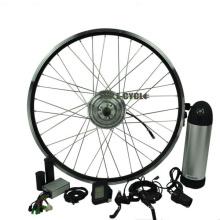 Fabriqué en Chine pas cher prix DIY facile installer vert pas cher vélo électrique kit
