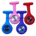Waterproof Silicone Nurse Fob Watches Japan Movt