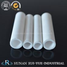Tubo de proteção de termopar de alumina