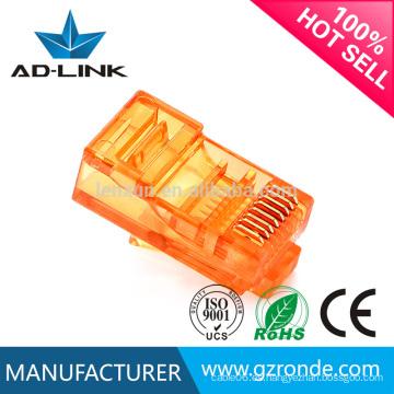 Conector de cable de red Rj45
