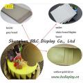 Plateau de gâteau d'anniversaire, panneau de gâteau, plat de gâteau, planches de gâteau découpées avec des GV (B & C-K057)