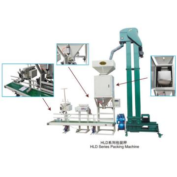 Coco Bean / Green Beans / Kacang Granular Packing Machine