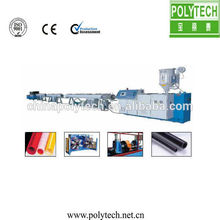 PPR Plastic Pipe Extrusion Line /2014 PLC System And Touch Screen Plastic Pipe Extrusion Line