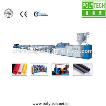 PPR/HDPE Plastic Pipe Extrusion Line / Multi-Function Plastic Pipe Extrusion Machine