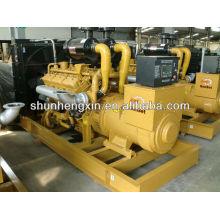 400kw / 500kva Shanghai Dongfeng Instituto diesel generador de energía conjunto (12V135BZLD)