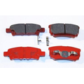Low Metal Friction Coefficient D918/7799 Auto Bremse Crane Brake Pads