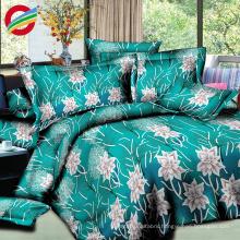wholesale 100% cotton 3d printing bedding sheet set
