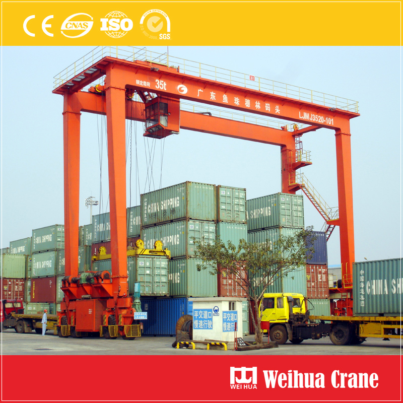 Rtg Gantry Cranes