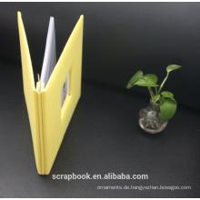 Schälen und Stick alternative Fotoalben, Self-Stick-Foto-Alben