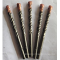 Sand Blast Masonry Drill Bits with Double Flute