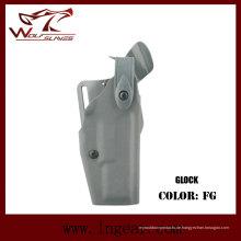 Qualitativ hochwertige Pistolenhalfter, militärische Taille Safarland 6320 Glock Holster für taktische Waffe