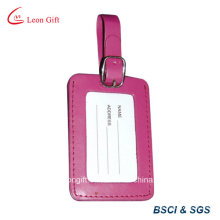 Wholesale PU Leather Luggage Tag Custom