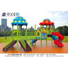 Mushroom Angel Paradise Crianças Slide Equipamento para crianças