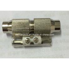 Full Shielded Zinc Shell Coaxial Coupler