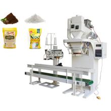 Emballage quantitatif semi-tarière pour matériaux en poudre