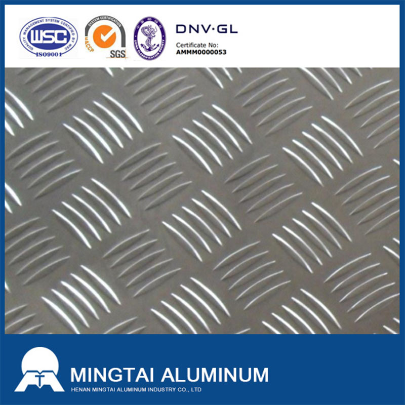 Embosed Aluminum Plate price