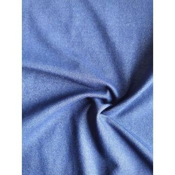 Rayon Poly Span Denim Fabric