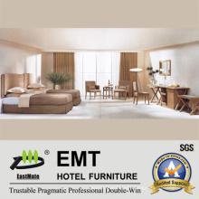Star Level Hotel Furniture Twin-Bed Set (EMT-B0658)