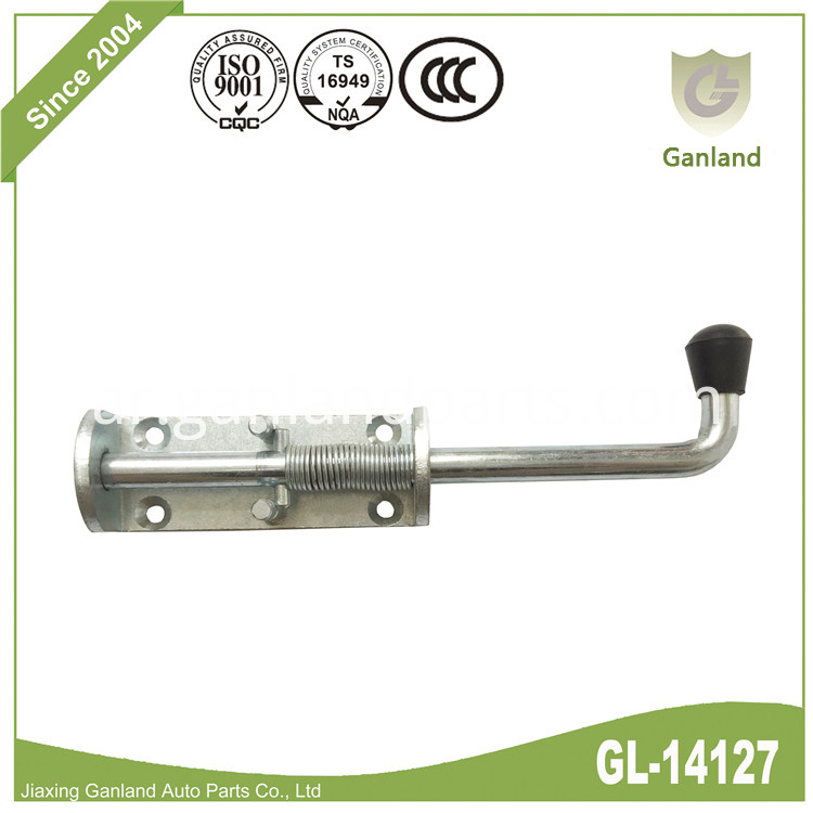 Steel Bolt Latch GL-14127