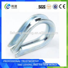 European Type Standard Wire Rope Thimble