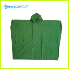 Waterproof PVC Rain Poncho Capes (RVC-020)