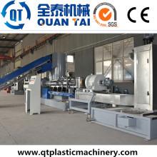 Linha de produção de granulado de plástico / granulador de plástico