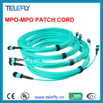 MPO Fiber Optic Patch Cord Cable