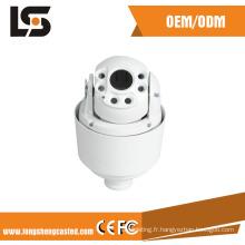 Le fabricant professionnel de CCTV imperméabilise le logement extérieur d'appareil-photo d'IP66 de qualité
