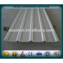 Matéria-prima para folha de telhado ondulado de preço da china
