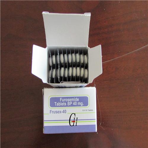 Furosemide Tablets BP 40mg