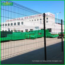 De alta calidad hecha en malla de malla de alambre de China red de panel