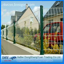 Hot Dipped Galvanized Welded Wire Mesh Fence