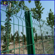 Customized for Wire Mesh Fence V Guard Security Mesh Fence supply to Guatemala Importers